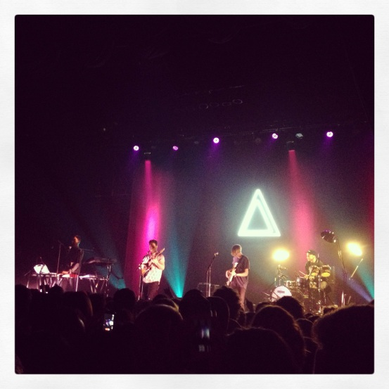 Alt-J at The Henry Fonda