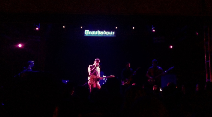 Caveman at The Troubadour